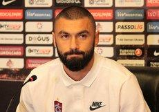 Trabzonspora Burak Yılmazdan iyi haber