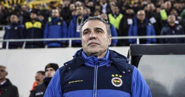 Fenerbahçe'nin gizli planı ortaya çıktı! Ersun Yanal'ın yerine o geliyor...