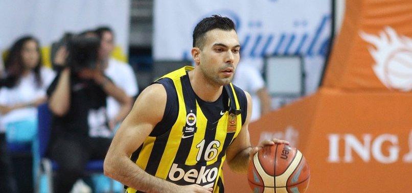 Fenerbahçe Beko'nun yıldızı Kostas Sloukas Olympiakos yolunda