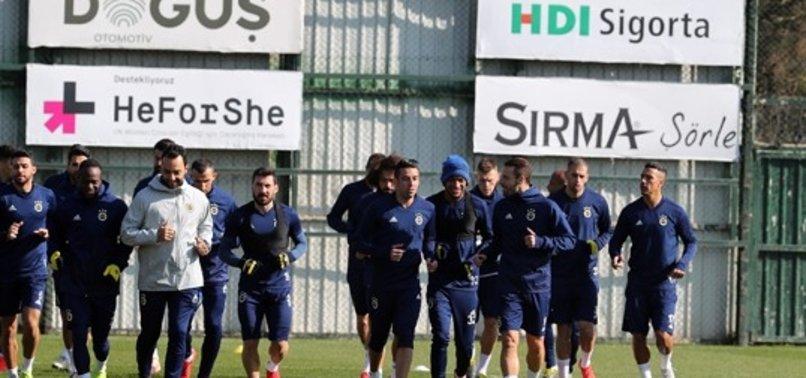 Fenerbahçe'de Avrupa mesaisi sürüyor