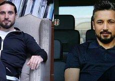 Mustafa Doğan ve İlhan Mansız adım adım Beşiktaşa