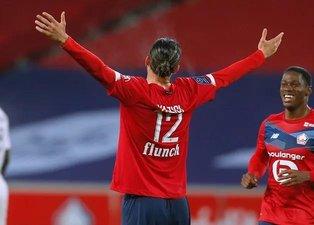 Lorient'i 2 gol 1 asist ile yıkan Yusuf Yazıcı Fransa'da manşetlerde!