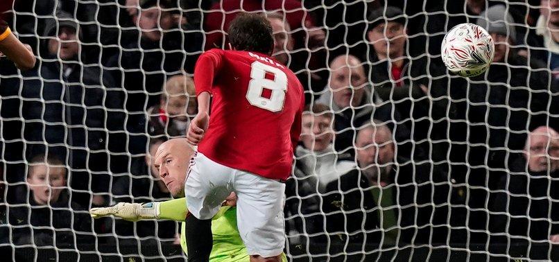 Manchester United'dan tek atış!