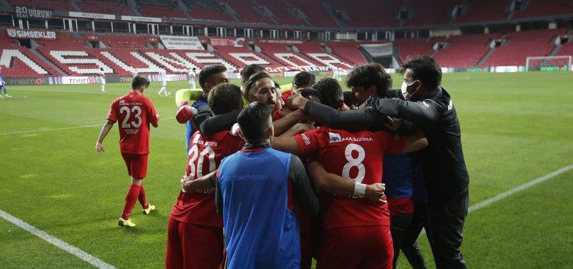 Samsunspor 2 - 2 Altınordu (MAÇ SONUCU - ÖZET)