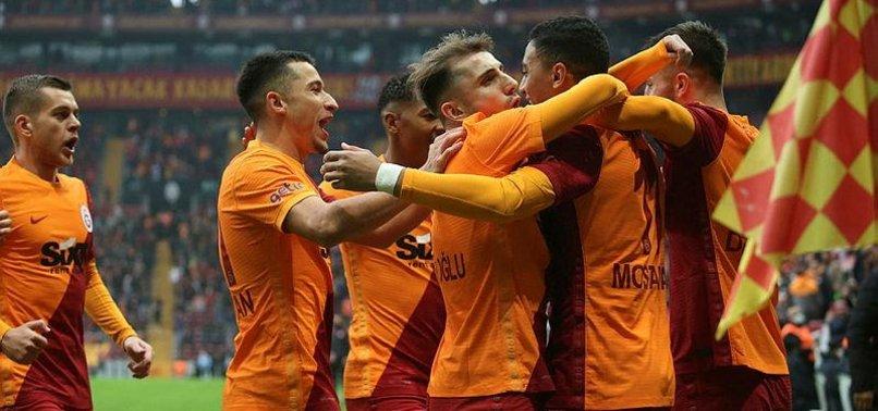 Galatasaray 1-0 Konyaspor (MAÇ SONUCU-ÖZET)   Cimbom Konya'nın serisine son verdi!