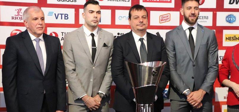 THY Avrupa Ligi'ne Türk damgası! Obradovic ve Ataman...