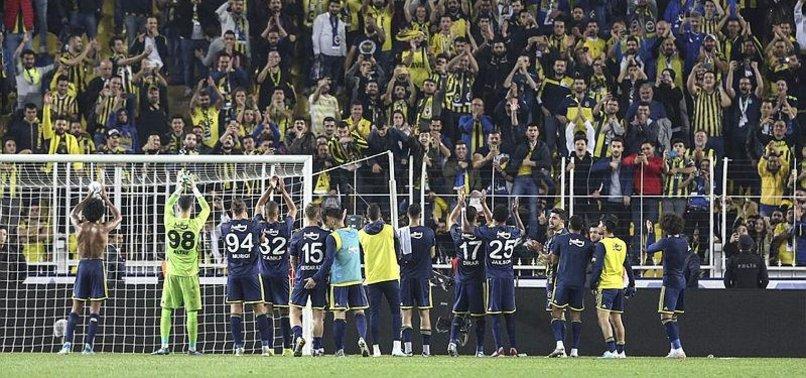 Fenerbahçe Kadıköy'de bir başka