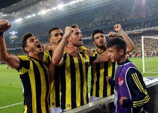 Fenerbahçe, derbi kaybetmiyor