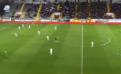 Akhisarspor 3-1 Kasımpaşa | Maç Özeti