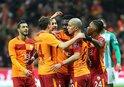 Galatasarayda tek hedef 3 puan