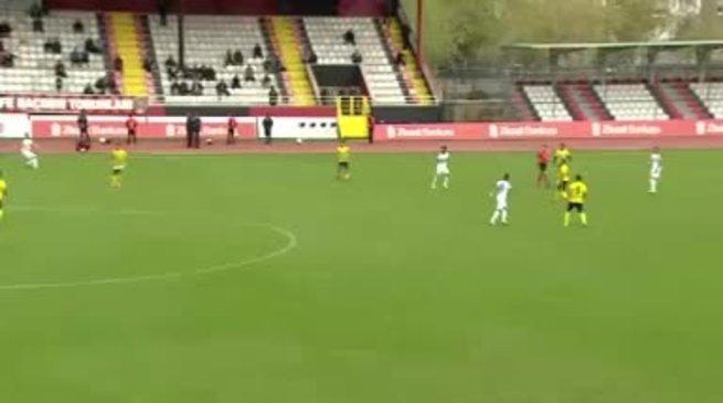 Kastamonuspor 1-0 Bitlis Özgüzelderespor