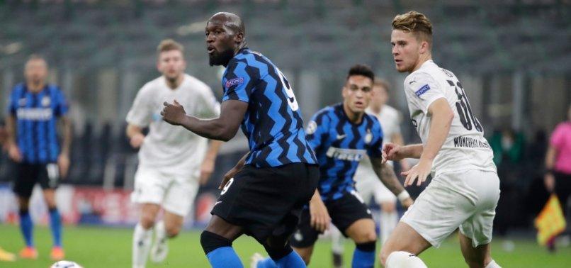 Inter 2-2 Borussia Mönchengladbach   MAÇ SONUCU   UEFA Şampiyonlar Ligi