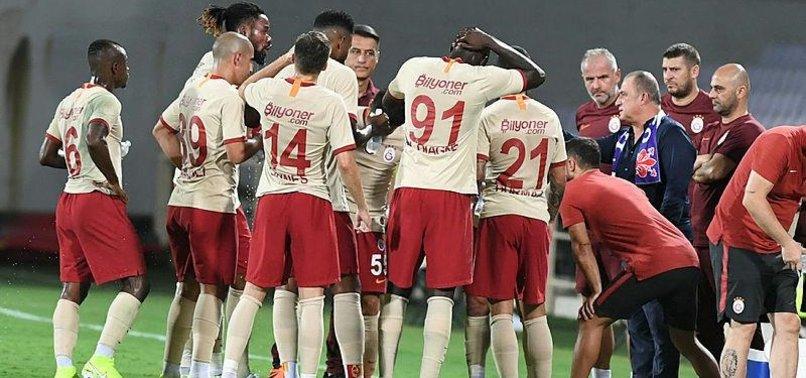 Galatasaray maçında taraftarı kızdıran görüntü! Falcao...