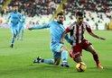 Sivasspor ile Trabzonspor 23. randevuda