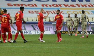Fenerbahçe Malatya'ya takıldı!