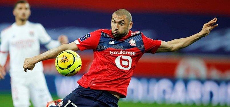 Ligue 1: Lille 1-1 Olympique Lyon   MAÇ SONUCU   Burak Yılmaz'ın asisti  Lille'e yetmedi - Aspor