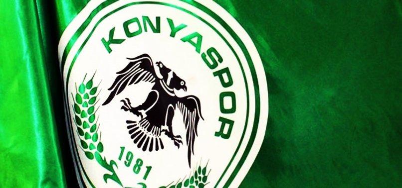 Konyaspor'dan flaş açıklama!