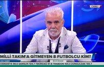 Milli Takıma gitmeyen 8 futbolcu kim? Turgay Demir açıkladı