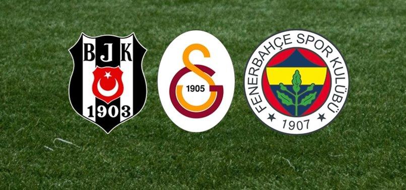 Son dakika spor haberleri: Şampiyonun kasası dolacak! Beşiktaş, Fenerbahçe ve Galatasaray...