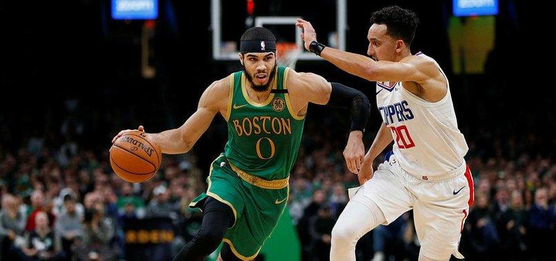 NBA'de Celtics uzatmalarda kazandı