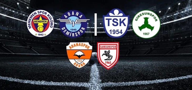 TFF 1. Lig'de kader günü! Süper Lig'e hangi takımlar çıkacak? | CANLI