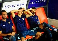 Fenerbahçeli futbolculardan Dele Alli modeli!