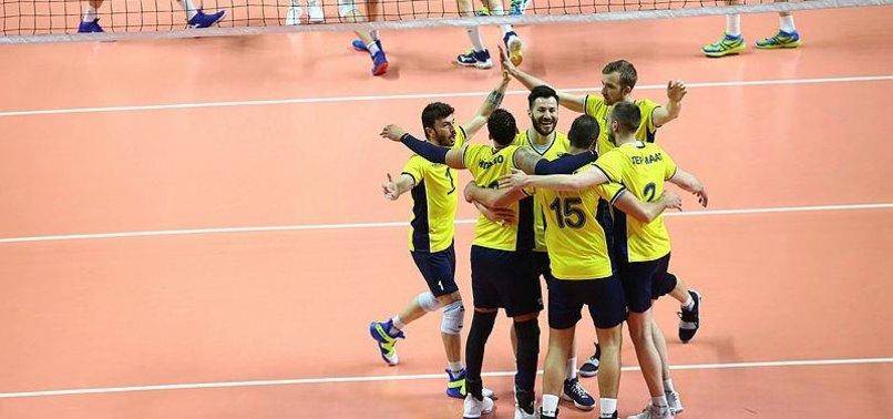 Fenerbahçe set vermedi