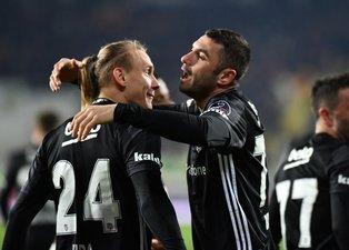 Yeni Malatyaspor - Beşiktaş maçından kareler