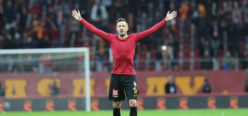 Galatasaray'da Martin Linnes'ten övgü