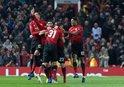 Manchester United Avrupada başka