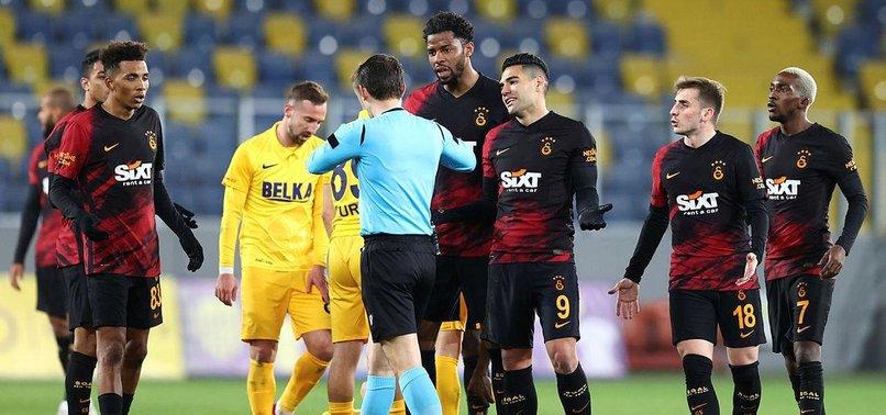 Ankaragücü 2-1 Galatasaray (MAÇ SONUCU-ÖZET)