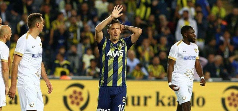 Fenerbahçe'nin yıldızı Max Kruse fair play ödülüne aday