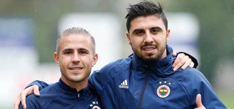 """Dimitris Pelkas'tan Ozan Tufan açıklaması! """"Golden sonra ona koştum"""""""