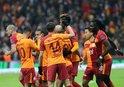 Zirvenin yeni sahibi Galatasaray