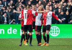 Feyenoord, Van Persienin golü ile kazandı