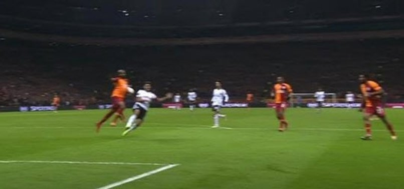 Benfica'ya skandal penaltı
