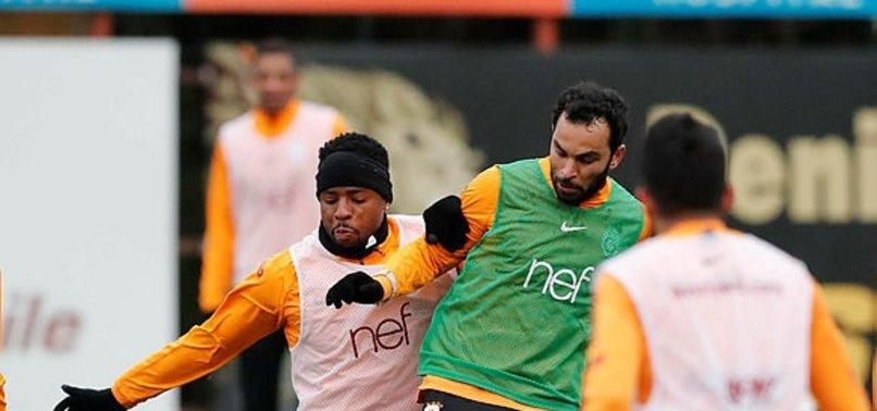 Galatasaray'da Bursaspor mesaisi sürdü