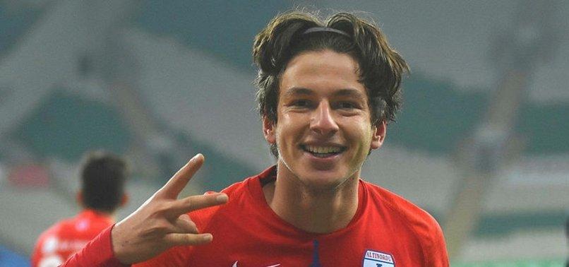 Altınordu'nun yıldızı Enis Destan Club Brugge'a transfer oluyor!