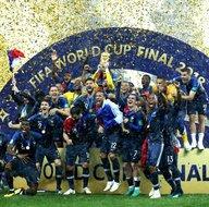 2018 Dünya Kupası'nın enleri belli oldu! Luka Modric, Kylian Mbappe, Thibaut Courtois