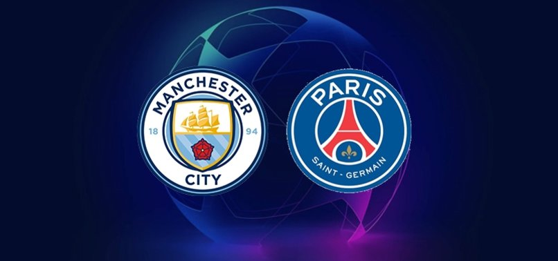 Manchester City Paris Saint-Germain maçı CANLI