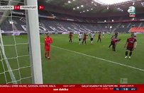 GOL   B. M'Gladbach 3-0 Frankfurt