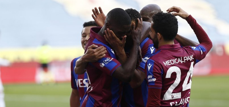 Trabzonspor 2-0 Karagümrük (MAÇ SONUCU-ÖZET)