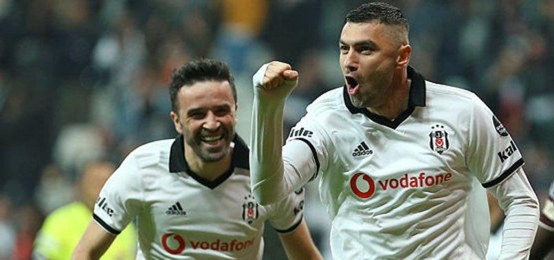 Süper Lig'de yerli oyuncuların gol haritası
