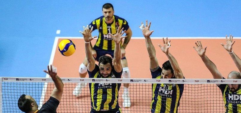 Fenerbahçe HDI Sigorta 3-1 Galatasaray HDI Sigorta | MAÇ SONUCU