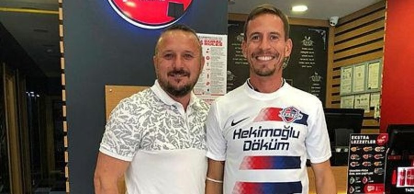 Joao Pereira Trabzon'da! Hekimoğlu Trabzon forması giydi