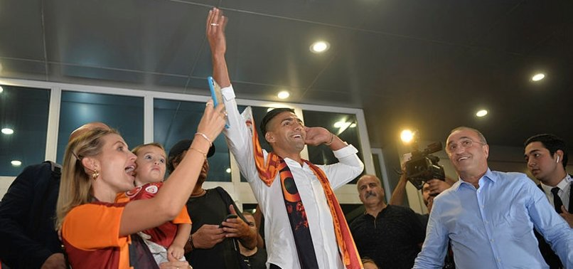 Galatasaray'ın 6. Kolombiyalı futbolcusu Falcao