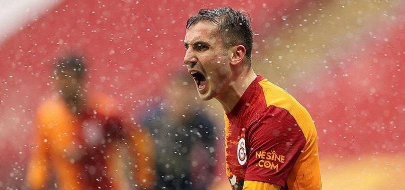 Galatasaray'ın genç oyuncusu koşulara başladı!