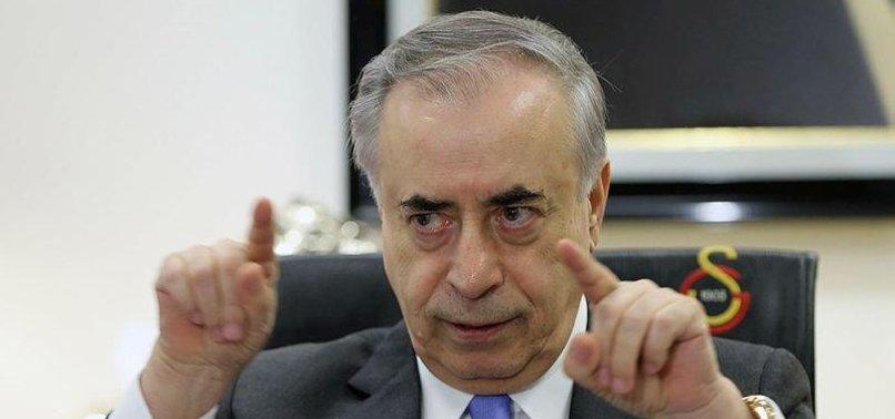 Galatasaray Başkanı Mustafa Cengiz'den hakemlere çok sert sözler! Uyarıyorum...
