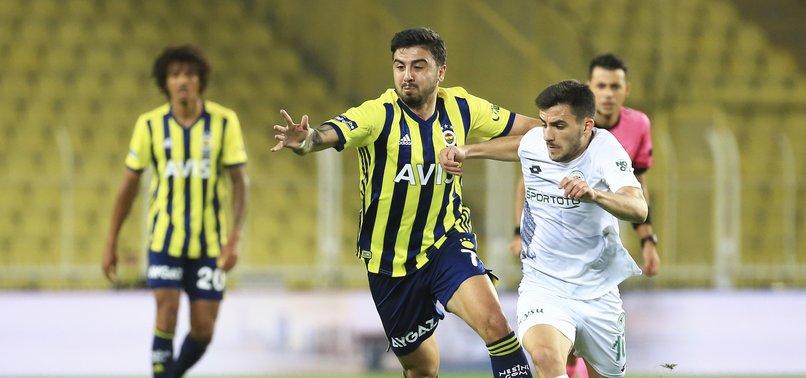 İşte Fenerbahçe'nin Konyaspor maçında penaltı beklediği pozisyon!