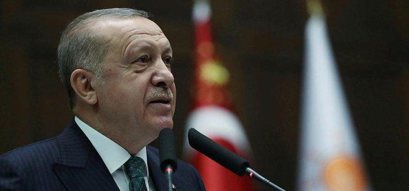Başkan Erdoğan'dan milli haltercilere tebrik!